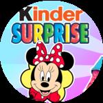 Minnie Mouse Kinder SURPRISE EGGS! | 6 Surprise Toys