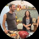 Tomato, Avocado, Quinoa, & Kale Salad | Amber & The Happy Pear