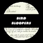 Bird Bloopers