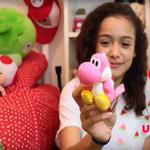 Yoshi's Woolly World and Pink Yarn Amiibo Unboxing
