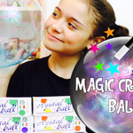 Ambi C Unboxes and Makes Giant Magic Bubble Balloons