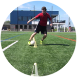 Soccer Drills For Kids - Cone Drills For Soccer