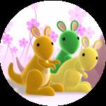 Kangaroos - Skipta Maroo