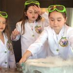 Dry Ice Fun – Fun Science Experiments for Kids – Make Dry Ice Bubbles