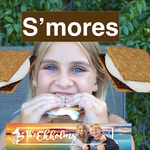 THE SMORE A S'MORES ~ How To Make The Popular Campfire Treat Of The World ~ DIY without a campfire