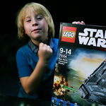 Kylo Ren's Command Shuttle: LEGO Star Wars 2015 Stop Motion Review 75104 - Beau's Toy Farm