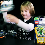 LEGO Nexo Knights: The Fortrex - Stop Motion Toy Review - Beau's Toy Farm