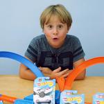 Hot Wheels Criss Cross Crash Sky Shock RC Toy Review 2