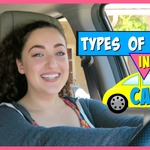 Types of People In Cars