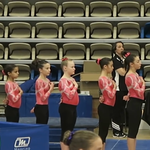 Level 8 Gymnastics Meet Hartford
