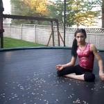 Trampoline Gymnastics #1