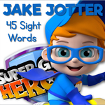 Learning Sight Words with Jake Jotter