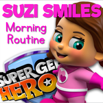Learning your Morning Routine with Suzi Smiles