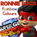 Learning Colours of the Rainbow with Ronnie Rock