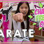 Charlie Is The Karate Kid