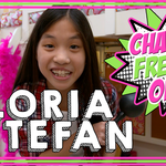 Charlie Congas With Gloria Estefan!