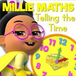 Learning to Tell the Time with Millie Maths