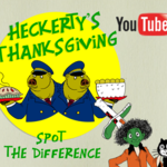 Heckerty's Thanksgiving - Spot the Difference