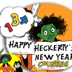 Heckerty's New Year - Counting