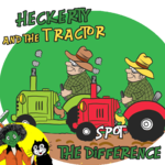 Heckerty and the Tractor - Spot the Difference