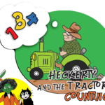 Heckerty and the Tractor - Counting
