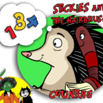 Heckerty - Stickles and the Hairbrush - Counting