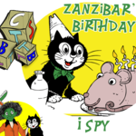 Heckerty - Zanzibar's Birthday - I Spy