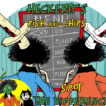 Heckerty's Fish and Chips - Spot the Difference