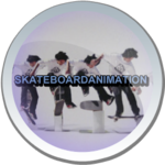 Skateboardanimation