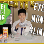 Creepy Eyeball Monster Slime!