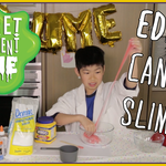 DIY Candy Slime!
