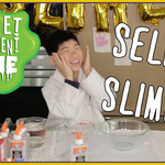 Selfie Slime?! | Cool Slime DIY!