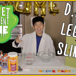 DIY Slime Recipe with LEGOS!!