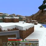 Vegetarian Minecraft: Pumpkins and Polar Bears