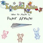 Create-Along: Paper Plane
