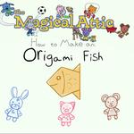 Create-Along: Origami Fish