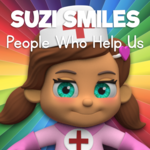 Learn about People Who Help Us with Suzi Smiles