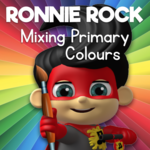 Learn to Mix Primary Colours with Ronnie Rock