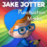 Learn about Punctuation Marks with Jake Jotter & Suzi Smiles