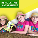 Become a WARRIOR KID with The Wild Adventure Girls!