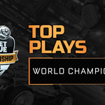Rocket League Championship Series: Season 4 World Championship - Top 10 Plays