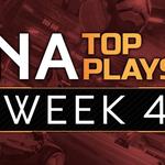 Rocket League Championship Series: Season 5 - Week 4 Top 5 Plays (North America)