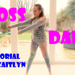 How To Floss Dance Easy Tutorial