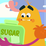 Eat A Treat With Merle! | KinToons Stories For Children