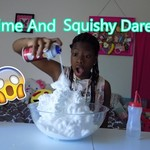 Extreme Slime And Squishy Dares Part 2