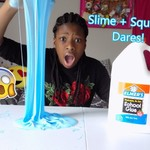 Extreme Slime And Squishy Dares Part 1