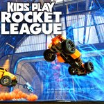 Rocket League Gameplay by Game Kids