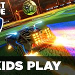 Rocket League Gameplay Part 2 by Game Kids