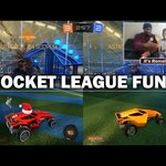 Rocket League with The Dad!! | Whilst TEKKERZ KID is at school LOL! by It's Romello