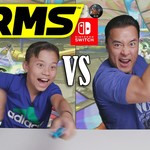 ARMS BATTLE ROYAL!!! Father VS. SON on Nintendo Switch! by EvanTubeGaming